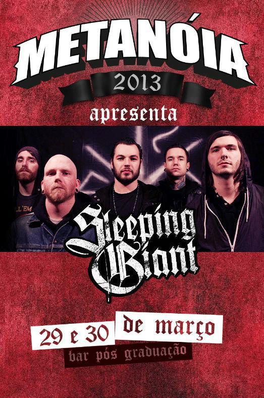 Metanoia Fest 2013 - Sleeping Giant