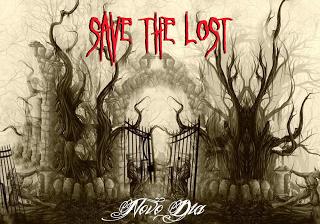 """Seven The Lost: EP """"Novo Dia"""""""